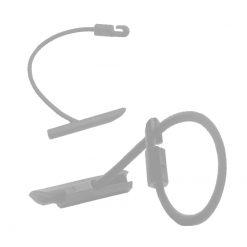 Flexibele snelbinder 30cm wit | Afdekzeilen.be