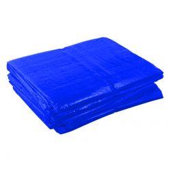 Blauw afdekzeil 100gr/m² | Afdekzeilen.be